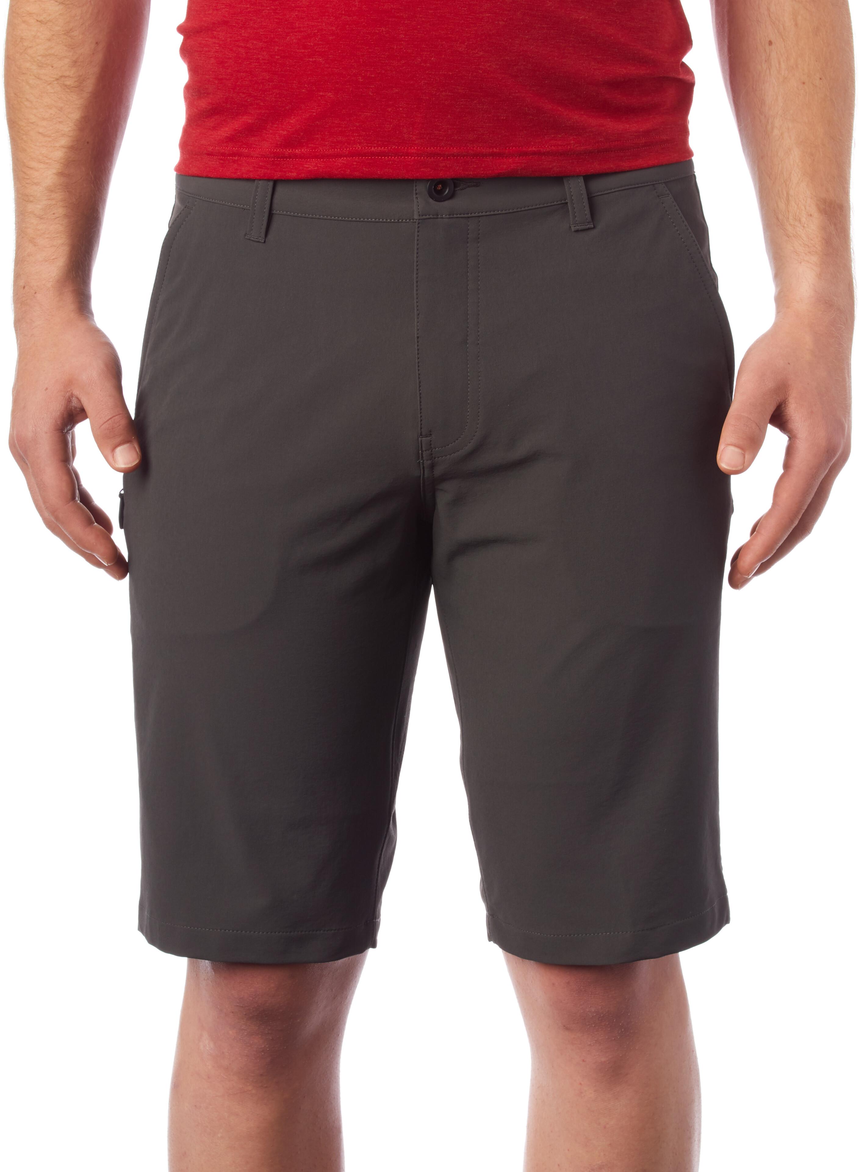 Pantaloni Corti Uomo Maloja Fuornm
